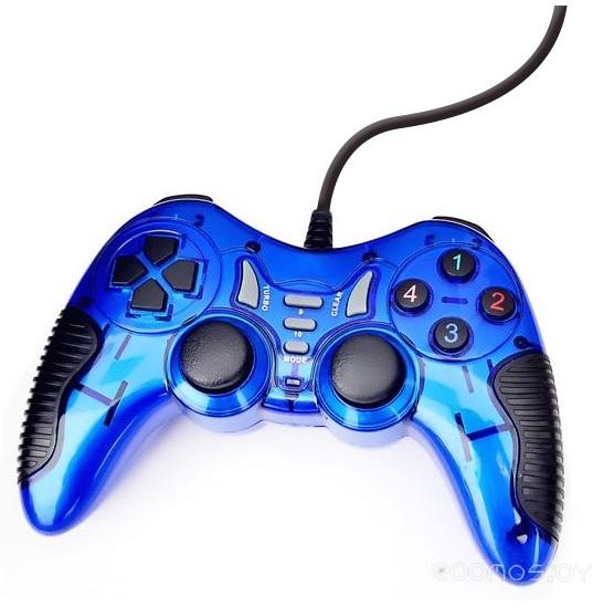 Проводной геймпад 3Cott GP-06 (Blue)