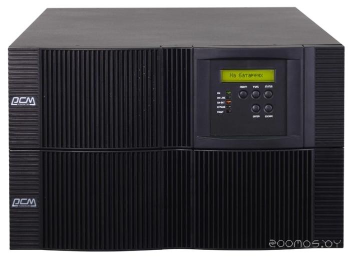 Источник бесперебойного питания Powercom Vanguard VRT-10000
