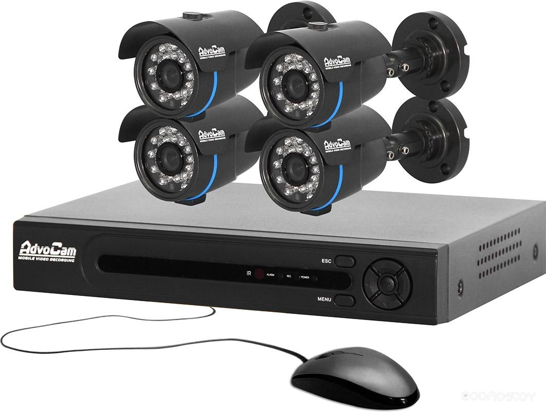 Видеорегистратор наблюдения AdvoCam VideoKit-404