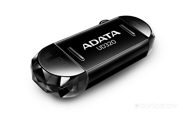 USB Flash A-Data UD320 64GB (Black)