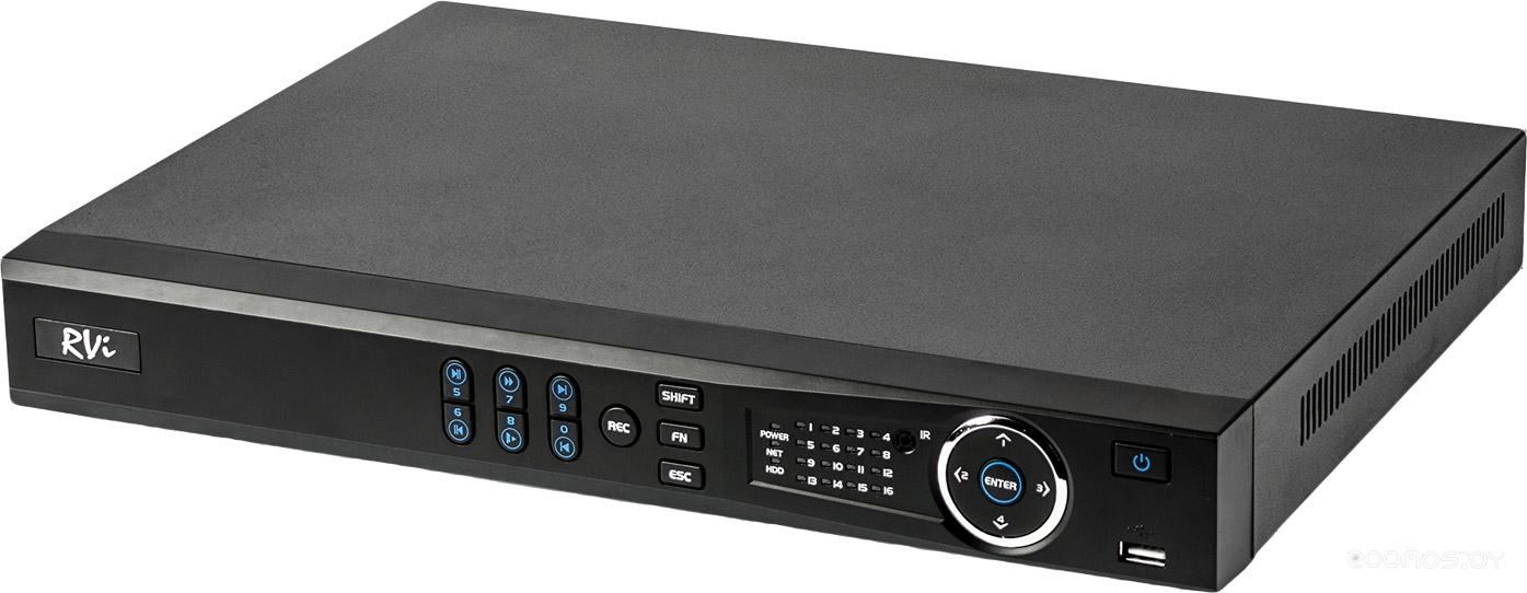 Видеорегистратор наблюдения RVi IPN16/2-8P