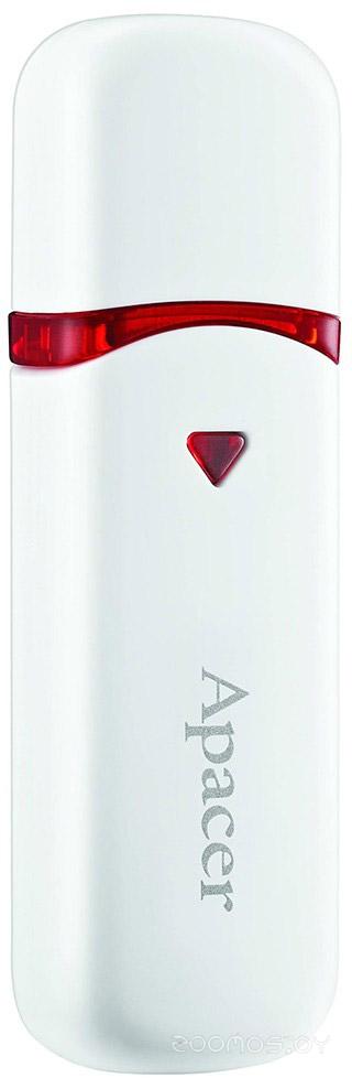 USB Flash Apacer AH333 64GB (White)