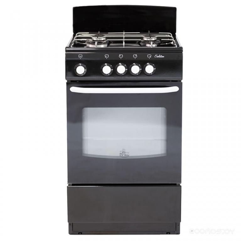 Плита De Luxe 5040.38г (Black)