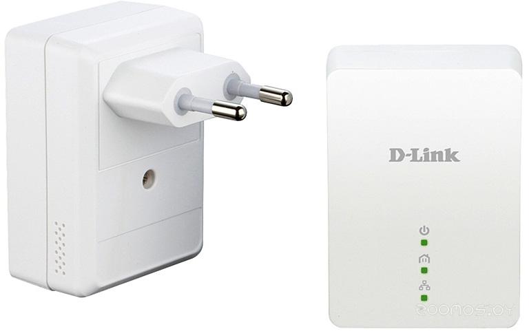 Powerline-адаптер D-LINK DHP-209AV
