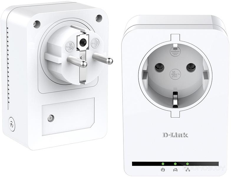 Powerline-адаптер D-LINK DHP-P309AV