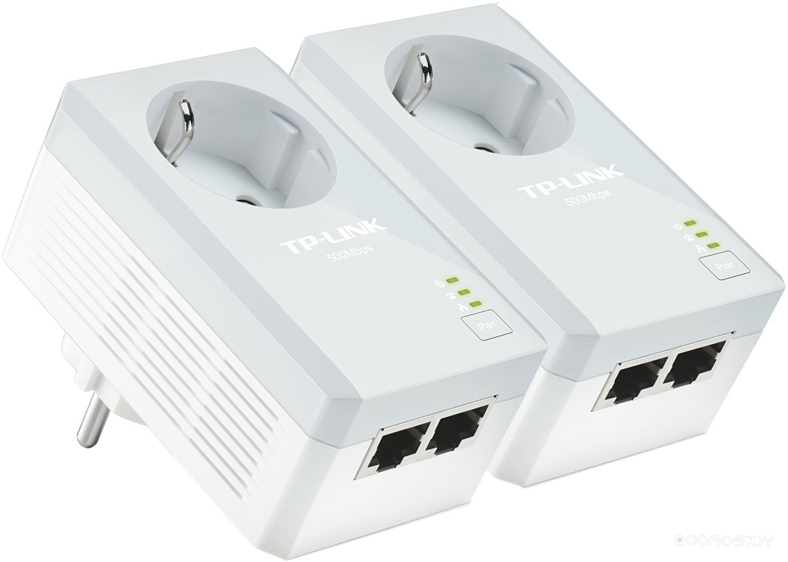 Powerline-адаптер TP-Link TL-PA4020PKIT