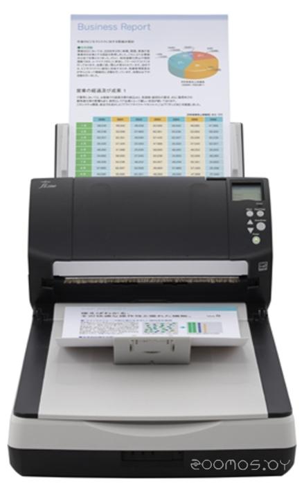 Сканер Fujitsu-Siemens fi-7260