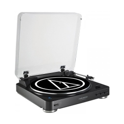 Audio-Technica AT-LP60BT (Black)
