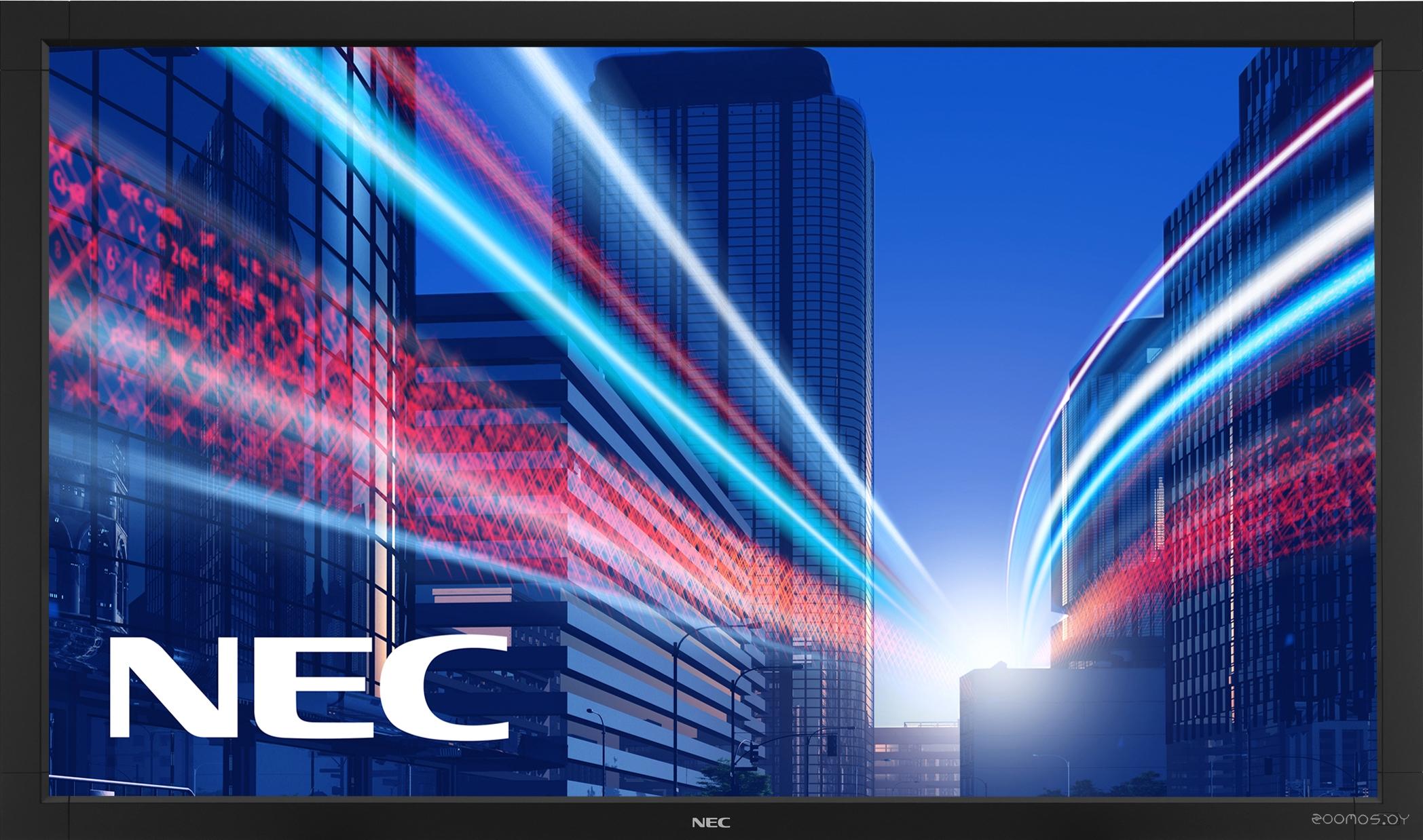 Информационная панель NEC MultiSync V652