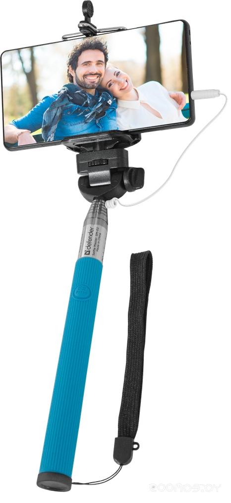 Палка для селфи Defender Selfie Master SM-02 (Blue)