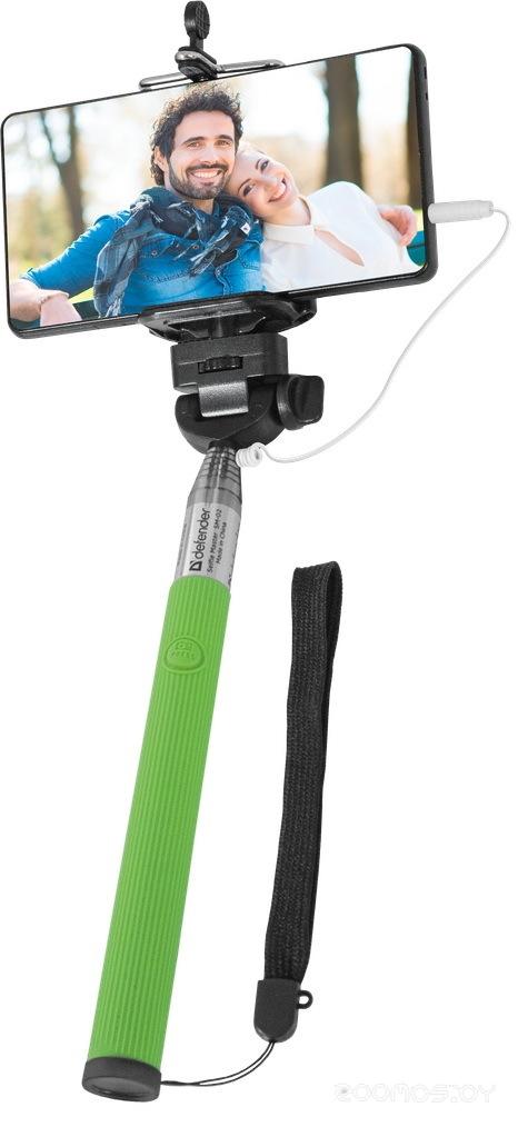Палка для селфи Defender Selfie Master SM-02 (Green)
