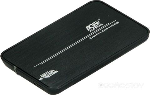 Бокс для жесткого диска Agestar 31UB2A8 Black