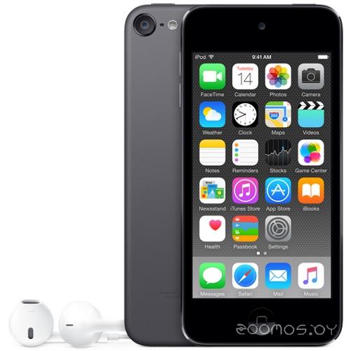 MP3-плеер Apple iPod touch 6 64Gb (Space Gray)