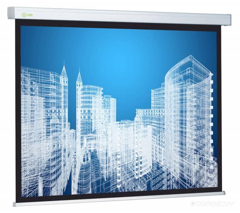Проекционный экран Cactus Wallscreen CS-PSW-183x244