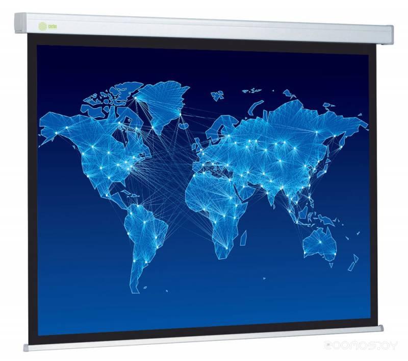 Проекционный экран Cactus Wallscreen CS-PSW-150x150
