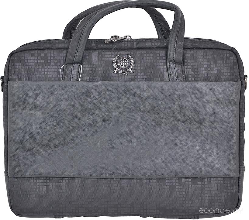 Сумка для ноутбука CONTINENT CC-037 (Grey)