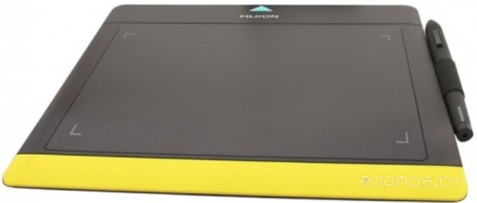 Графический планшет Huion 680TF (Black/Yellow)