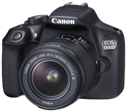 Canon EOS 1300D Kit 18-55mm IS