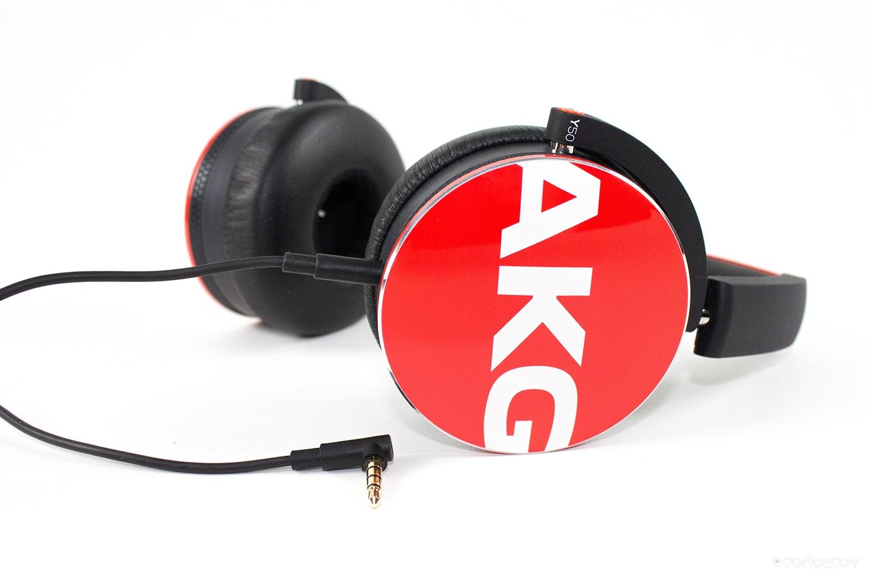 Наушники Akg Y 50 (Red)