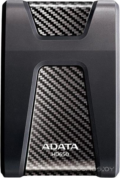 Внешний жёсткий диск A-Data DashDrive Durable HD650 2TB (Black)