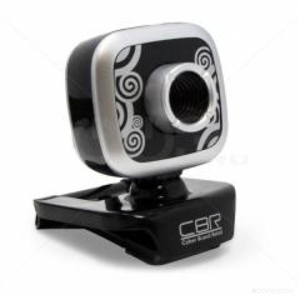Веб-камера CBR CW 835M (Silver)