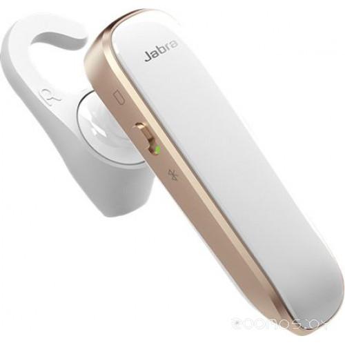 Bluetooth-гарнитура Jabra Boost (White/Gold)
