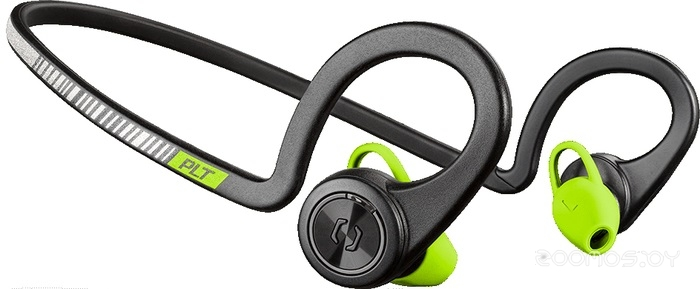 Bluetooth-гарнитура Plantronics BackBeat FIT (Black)