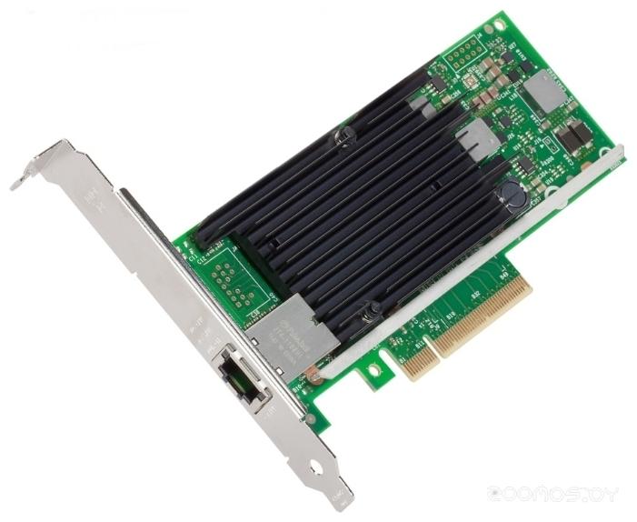 Сетевая карта Intel X540-T1