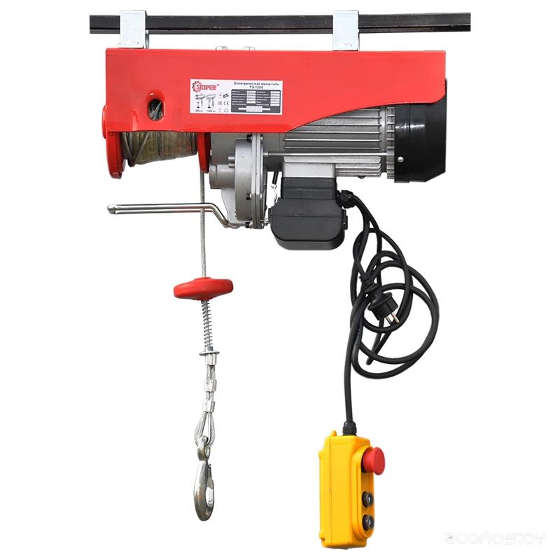 Электрическая таль Skiper ТЭ-800