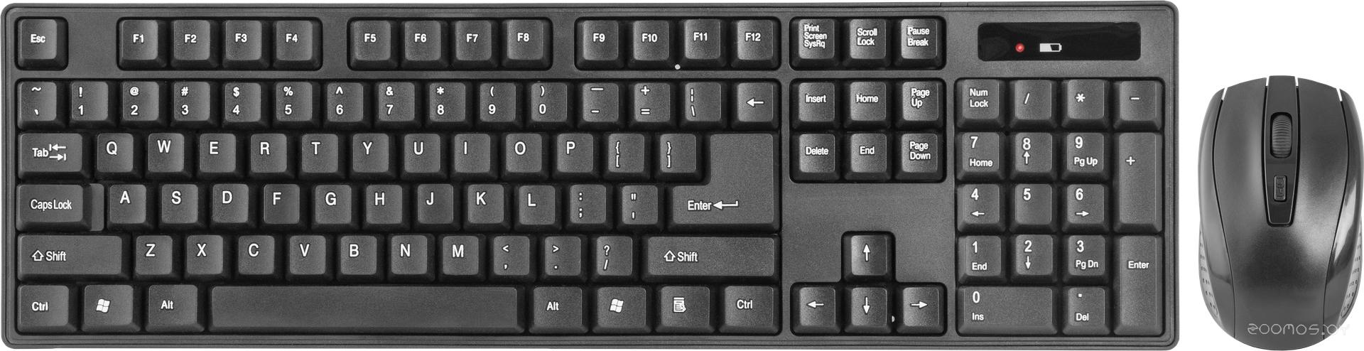 Клавиатура + мышь Defender C-915