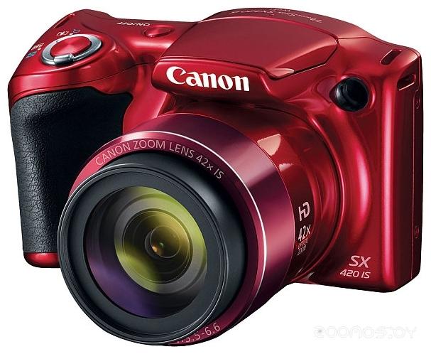 Цифровая фотокамера Canon PowerShot SX420 IS