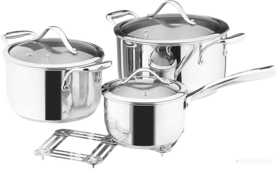Кастрюля Vinzer Chef 89028