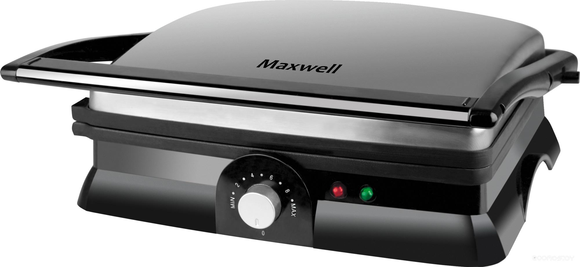 Электрогриль Maxwell MW-1960 ST