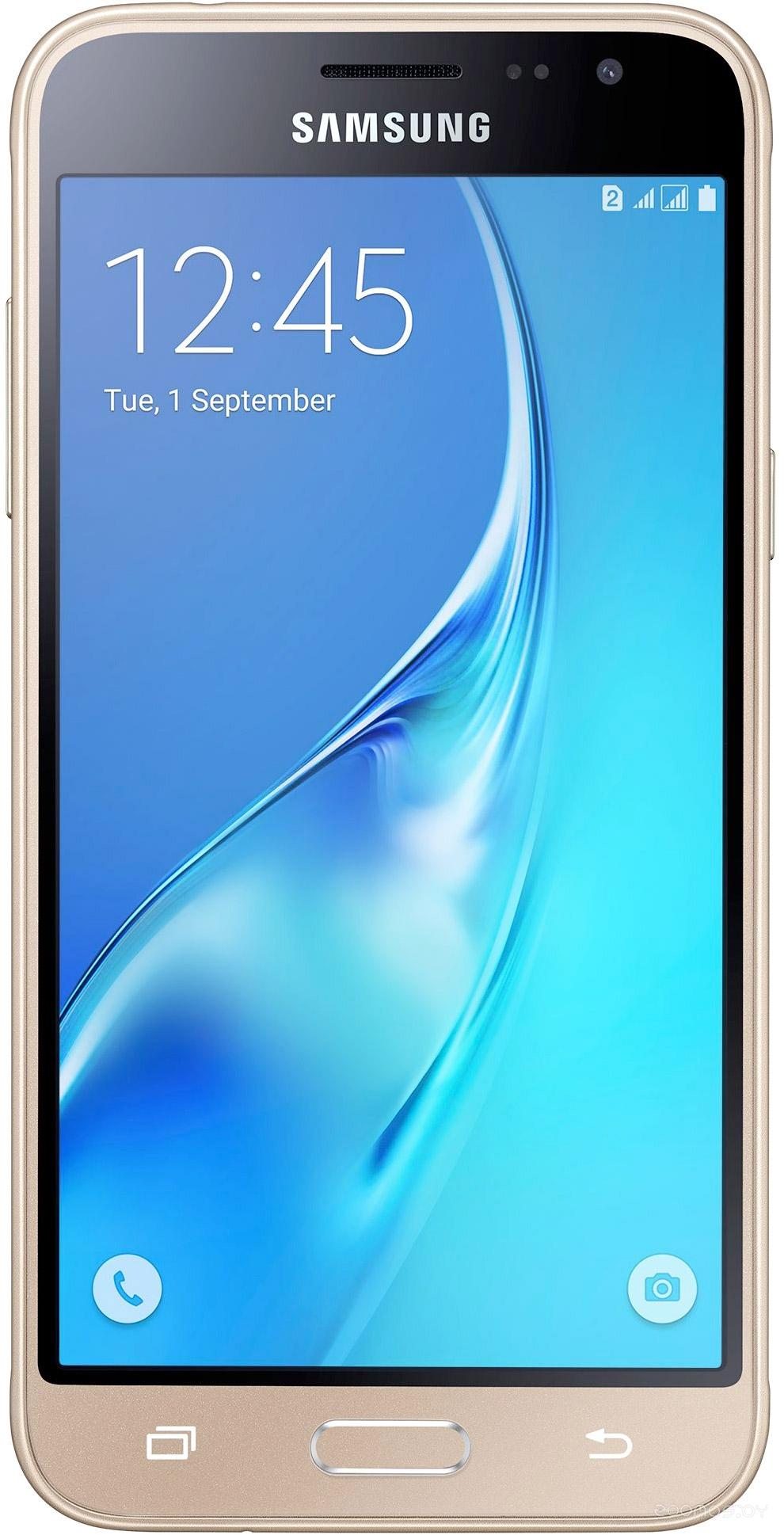 Мобильный телефон Samsung Galaxy J3 (2016) SM-J320F (Gold)
