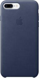 Apple Leather Case для iPhone 7 Plus Midnight Blue [MMYG2]