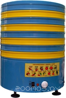 Сушилка для овощей и фруктов Элвин СУ-1У