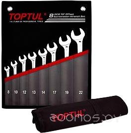 Набор ключей Toptul GPCX0801 8 предметов