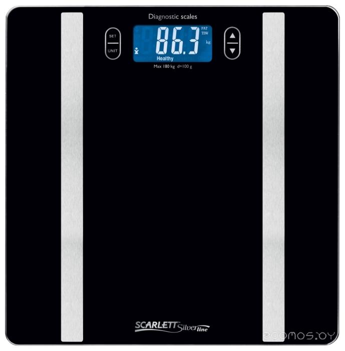 Напольные весы Scarlett SL-BS34ED42