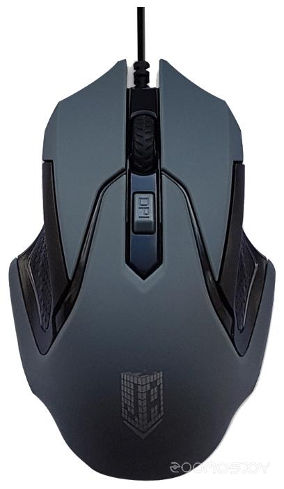Мышь Jet.A OM-U57 Grey USB