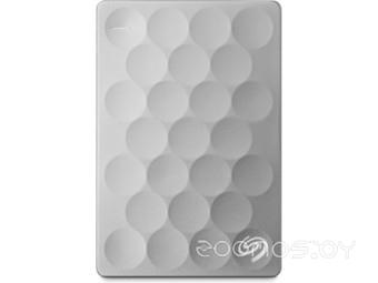 Внешний жёсткий диск Seagate Backup Plus Ultra Slim 1Tb (Silver)