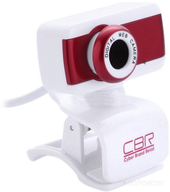 Веб-камера CBR CW 832M (Red)