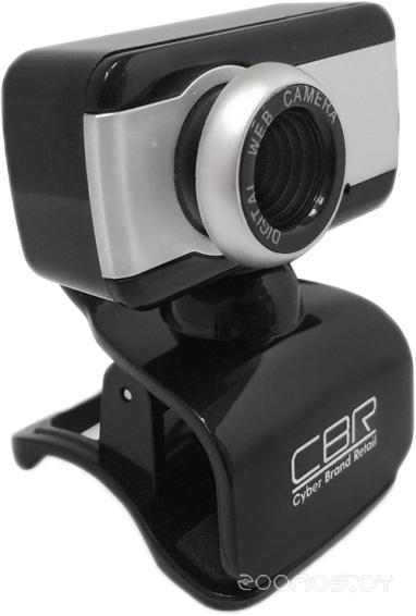 Веб-камера CBR CW 832M (Silver)