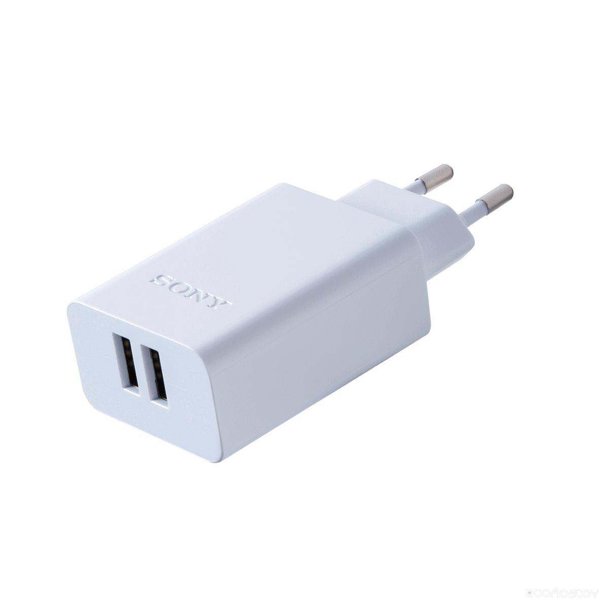 Сетевое зарядное устройство Sony CP-AD2M2WC