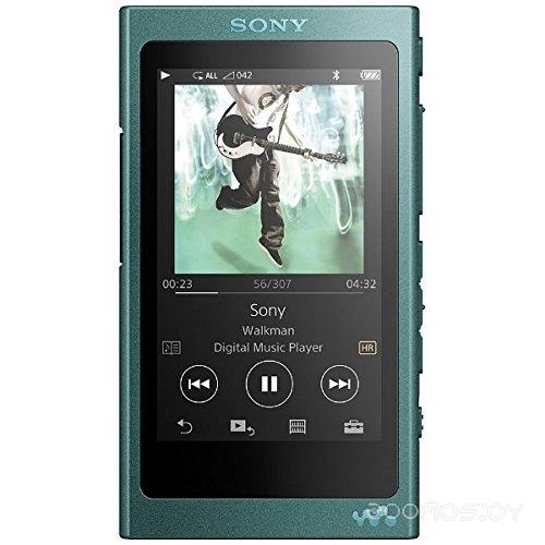 MP3-плеер Sony NW-A37HN (Viridian Blue)
