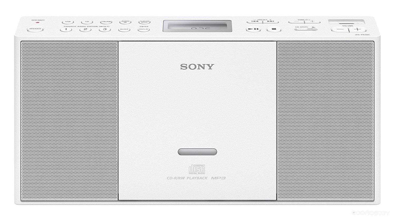 Магнитола Sony ZS-PE60W (White)