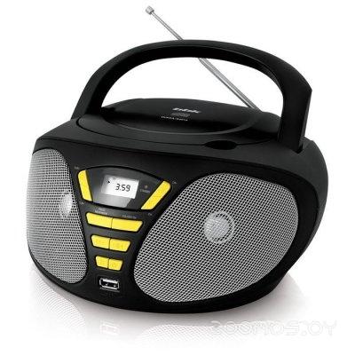 Магнитола BBK BX180U (Black/Yellow)
