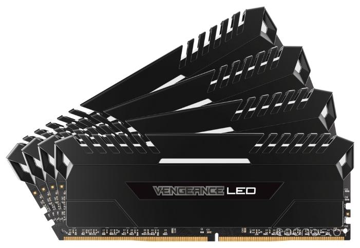 Модуль памяти Corsair CMU64GX4M4C3000C15