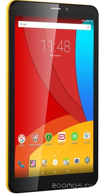 Планшет Prestigio MultiPad PMT3408 (Yellow) (PMT3408_4G_D_YL_CIS)