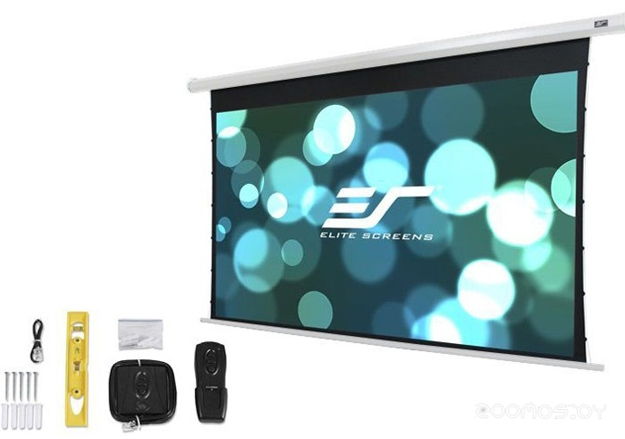 Проекционный экран Elite Screens Tab-Tension ELECTRIC100XHT Spectrum 16:9 155.7x276.6см