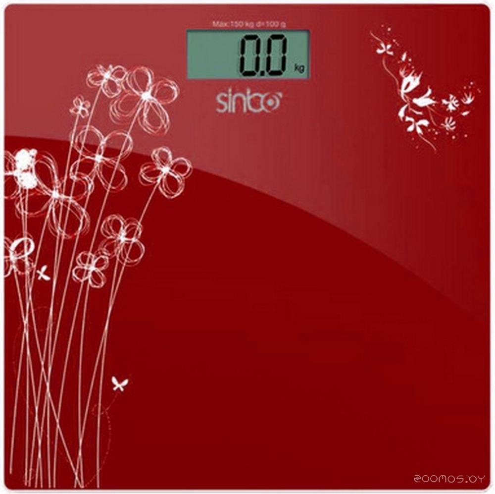 Напольные весы Sinbo SBS 4429 (Red)